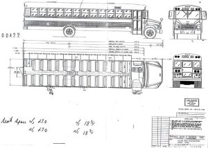 interior dimensions of a school bus  Google Search | Bus Conversions | Pinterest | Posts, Buses