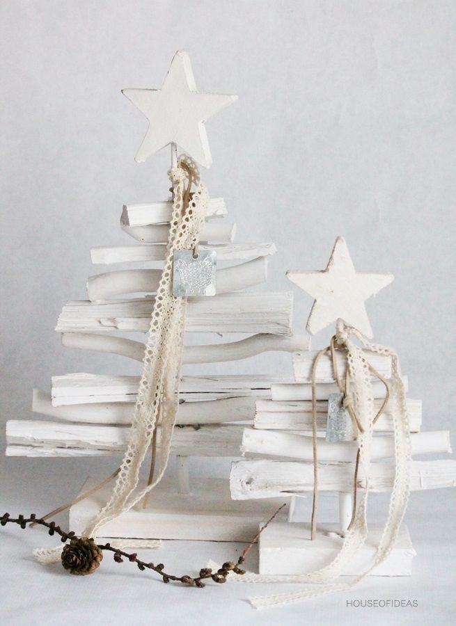 Deko Weihnachtsbaum Holz klein – HOUSE of IDEAS Orientalische Dekorationsartikel und Bunzlauer Keramik