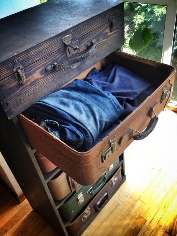 Die 25+ besten Ideen zu Alte Koffer auf Pinterest
