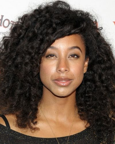 12 Best Images About Womens Medium Curly Hair Styles On