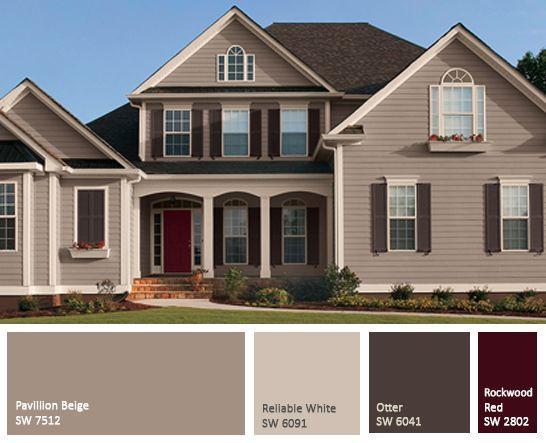 17 Best Ideas About Exterior House Colors On Pinterest