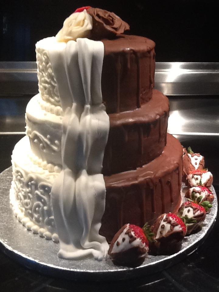 Anniversary Cake Jenn S Cakes Pinterest