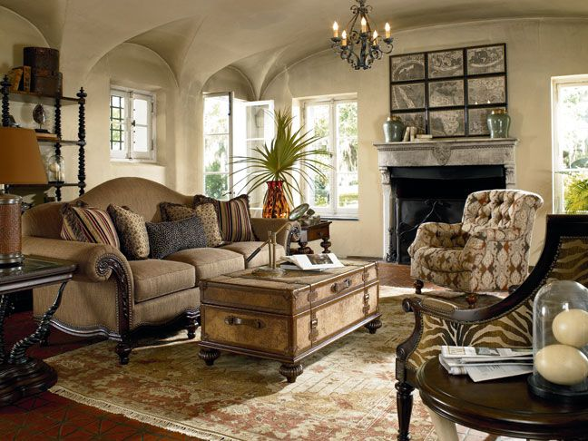 Thomasvilles Ernest Hemingway Furniture Collection The