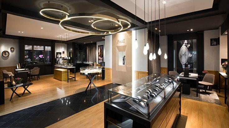 Luxury Watch Store Piaget Limelight Tonneau Shaped Watch