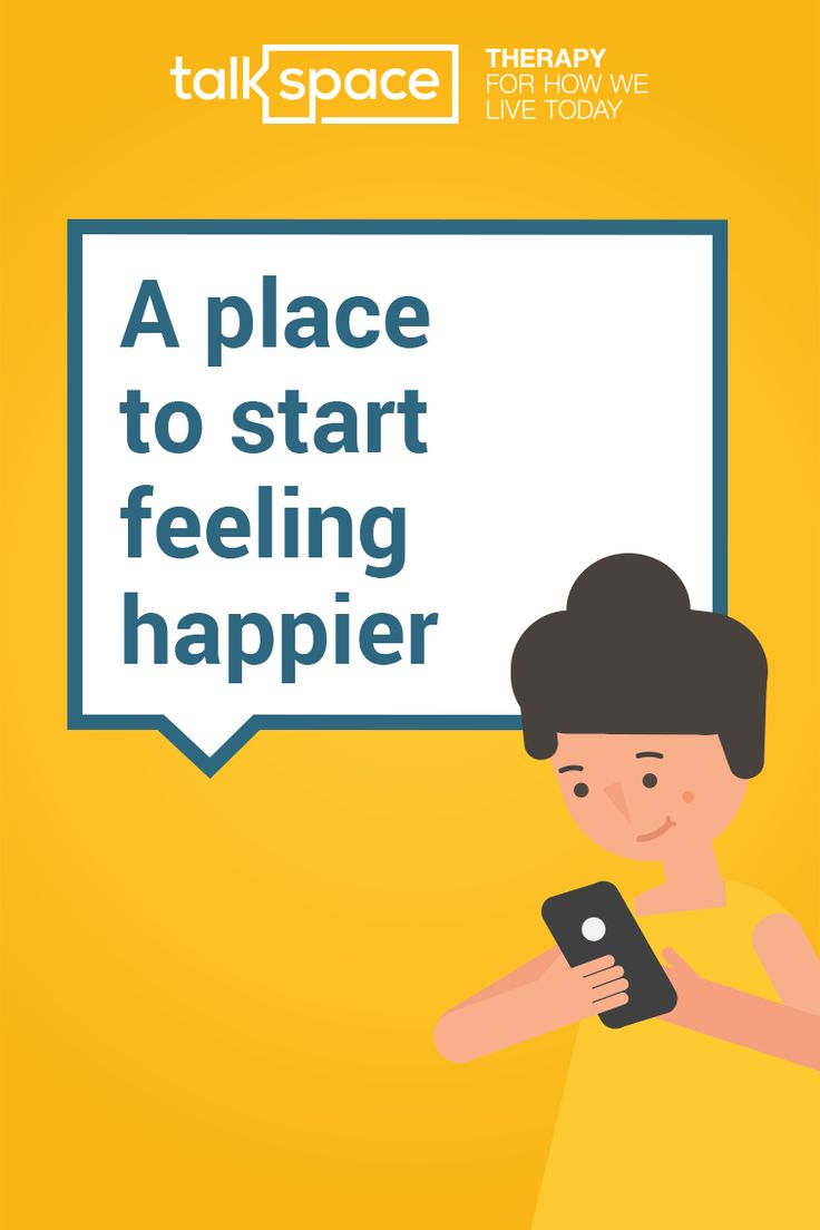 Tired of long waits to see a therapist? Skip the lines with Talkspace, which connects you with a licensed