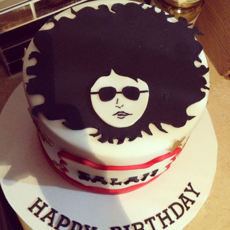 Afro Birthday Cake The Frosted Cake Boutique Esther