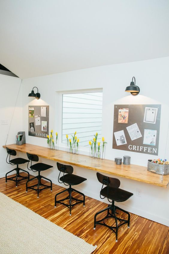 25 Best Ideas About Kids Study Spaces On Pinterest