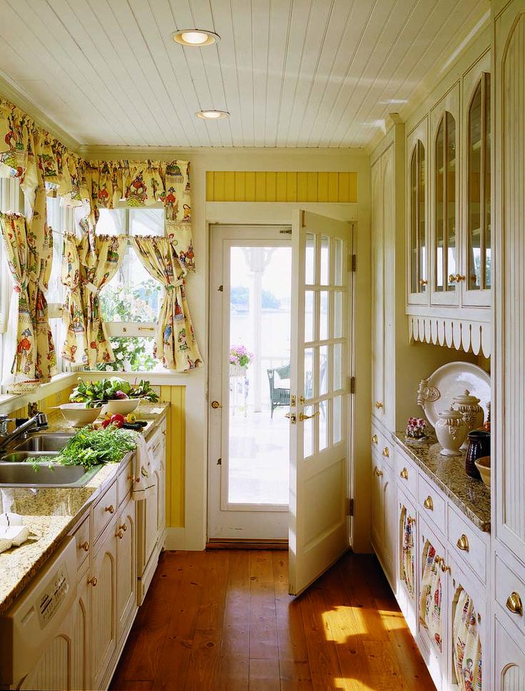 Kitchen Cabinet Revolution Pinterest Galley Kitchen