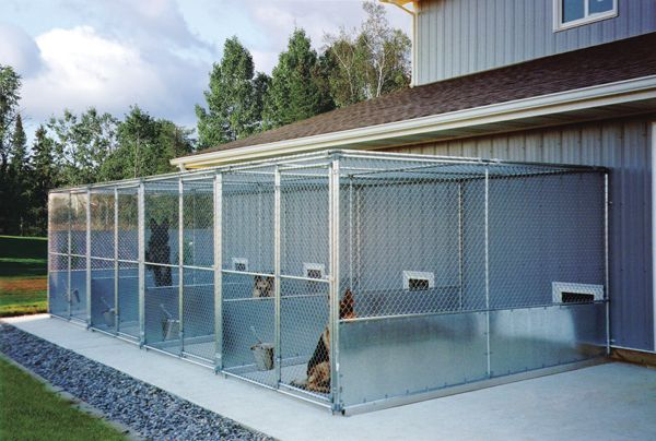 Boarding Kennel Designs And Layouts