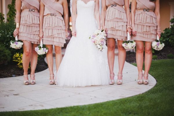 1000 Images About Weddings Bridesmaid Style On