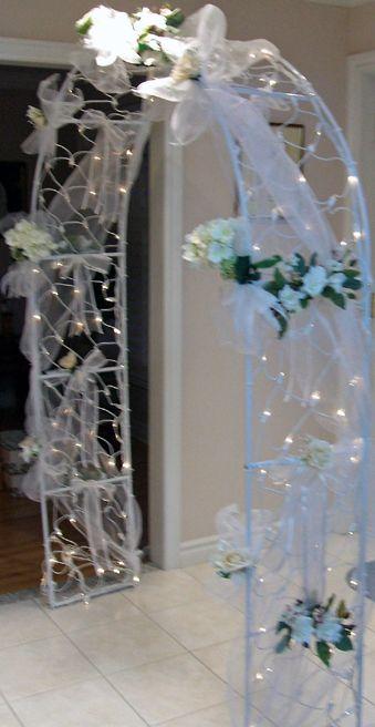 Best 20 Indoor Wedding Arches Ideas On Pinterest