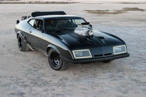 Mad Max Road Warrior V8 Interceptor Ford Falcon | Classic