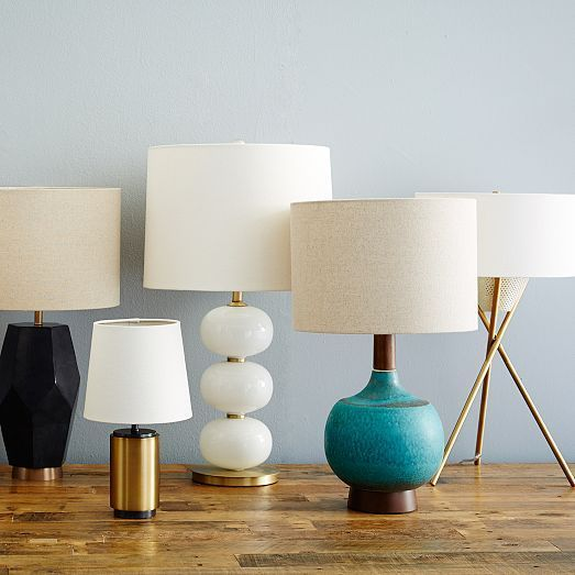 vintage mid century modern lamps for sale