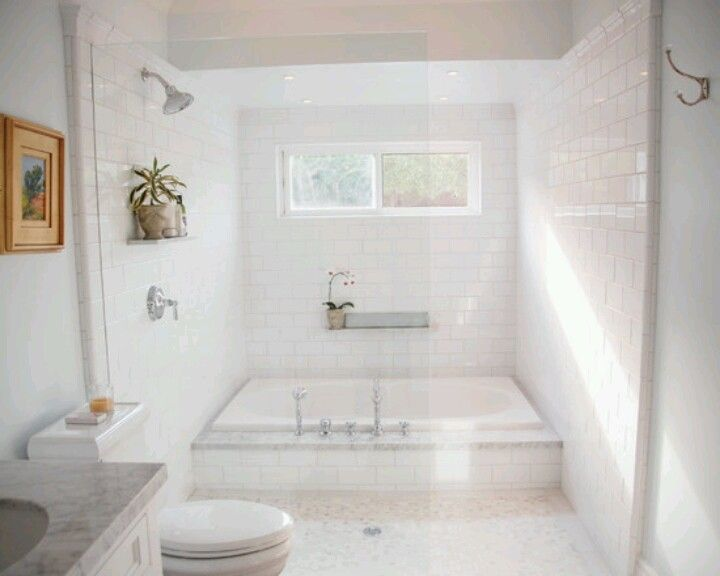 Large Tub Shower Combo MY FOREVER HOME DECOR Pinterest Gardens Tub Shower Combo And Tile