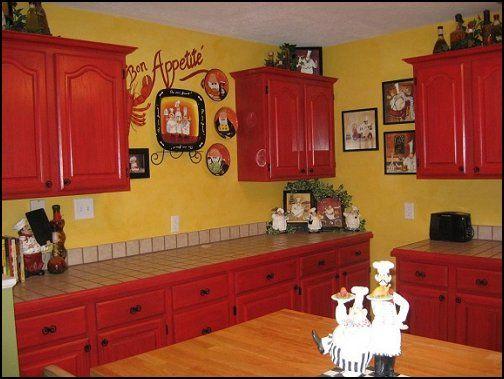 Kitchen Decor Design Ideas Colors New