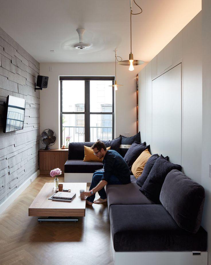 Best 25 Micro Apartment Ideas On Pinterest