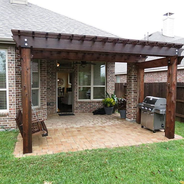 15 best images about Patio cover on Pinterest | Porch roof ... on Patio Cover Ideas Uk id=40988