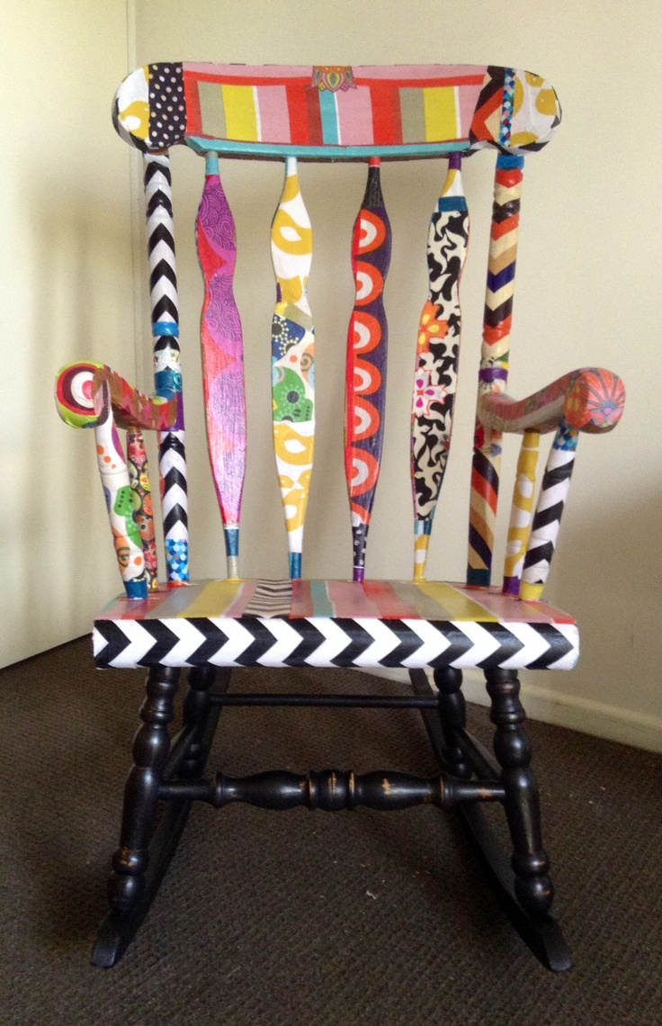 325 Best Images About Funky Handpainted Furniture Amp Acces