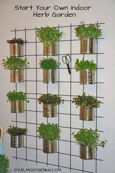 indoor hanging garden ideas 25+ Best Ideas about Indoor Vertical Gardens on Pinterest