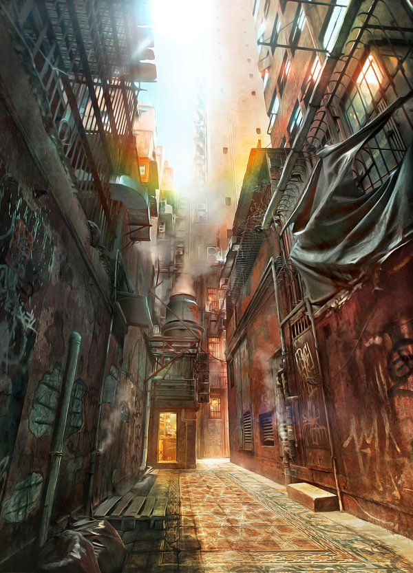 18 Best Images About Corner Alleyway On Pinterest Dark Royalty Free Image And Woodstock