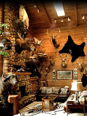 Taxidermy Minnesota Wildlife Art Minnesota World Class Taxidermy Mounts MN
