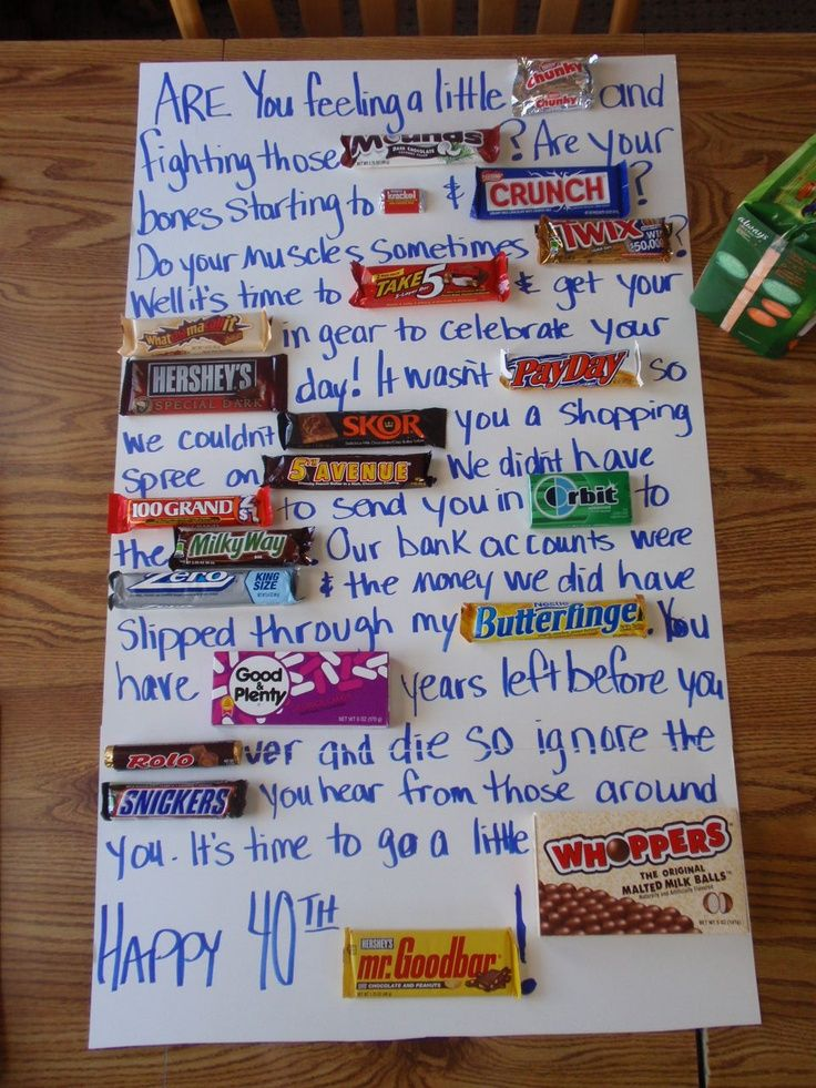 25 Best Ideas About Candy Bar Poems On Pinterest Candy