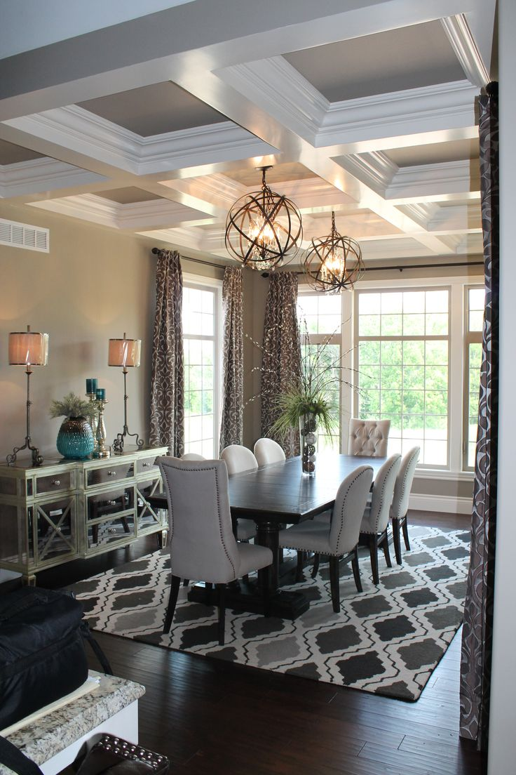 71 best images about Columns, interior decorating, half ... on Dining Table Ceiling Design  id=44919