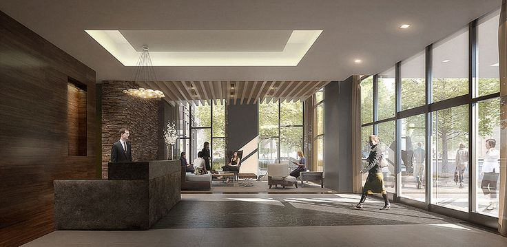 Midcentury Apartment Building Lobby Google Search