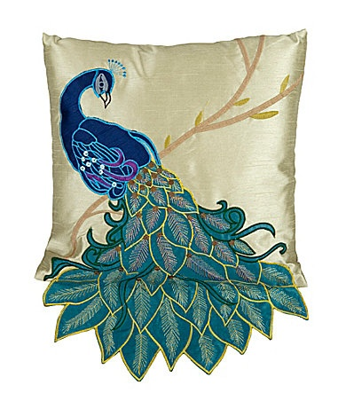 1000 Ideas About Peacock Pillow On Pinterest Throw Pillows Feather Pillows And Peacock