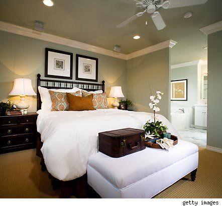 47 best images about Bedroom ideas on Pinterest | Flock ... on Luxury Bedroom Ideas On A Budget  id=53910