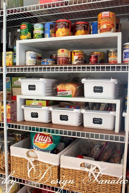 pantry organization ideas google search home organization pinterest the white the on do it yourself kitchen organization id=63116
