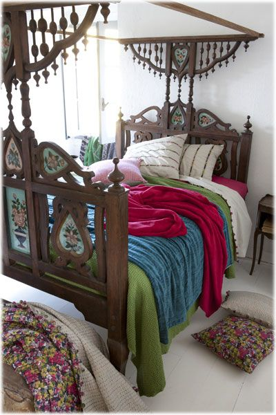 17 Best images about BOHO CHIC. . .or The Gypsy in Me on ... on Modern Boho Bed Frame  id=97239