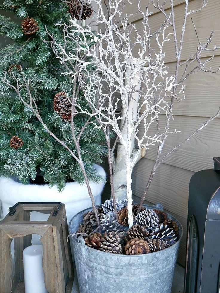 Best 25 Winter Porch Ideas On Pinterest Winter Porch