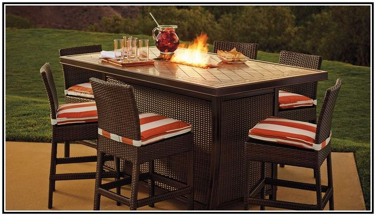 17 Best Images About Deck Furniture On Pinterest Fire Pits Outdoor Living And Dining Sets
