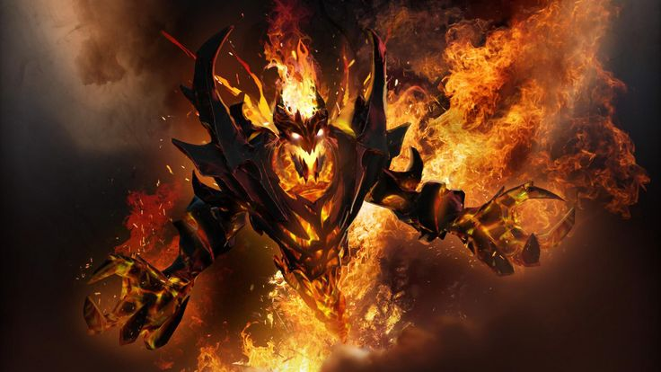 Download Shadow Fiend Dota 2 Wallpaper From Games Wallpapers In 1920x1080 HD Resolution Games