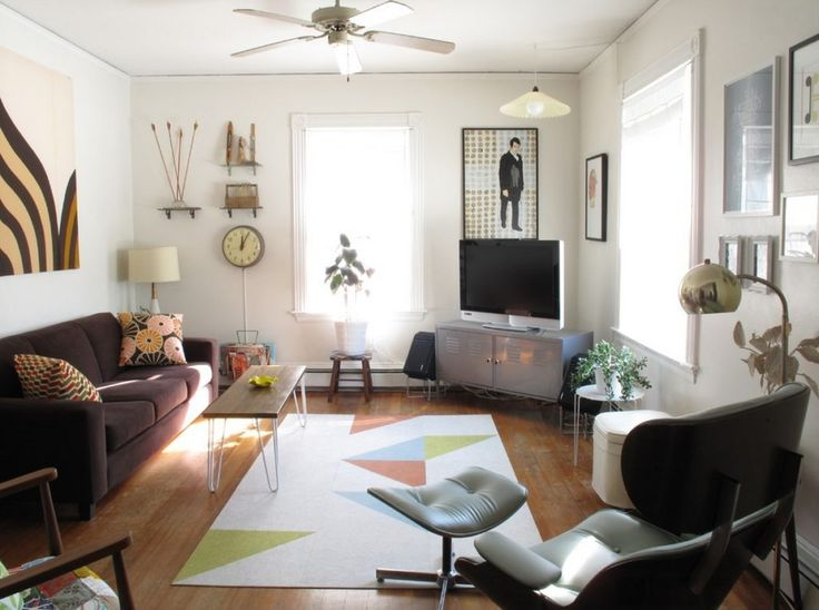 Where to place tv in living room