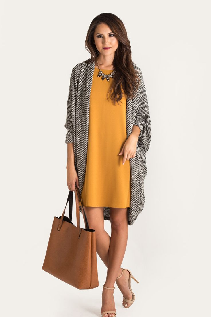 Shift Dress: would love to try this!
