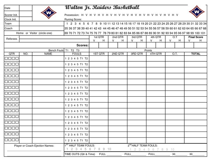 Printable Basketball Stat Sheet New Calendar Template Site Basketball Pinterest Calendar
