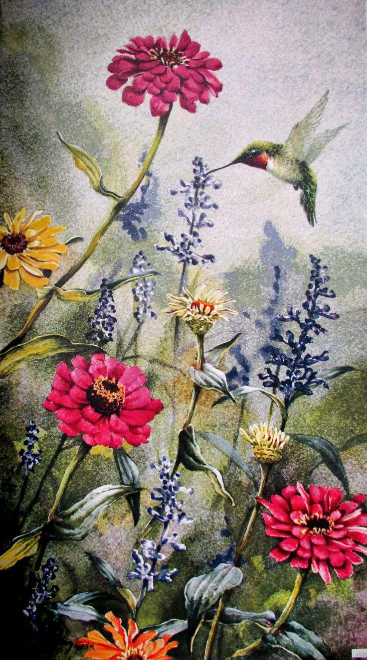 25 Best Ideas About Hummingbird Art On Pinterest Cactus Art Happy Art And Hummingbird Painting