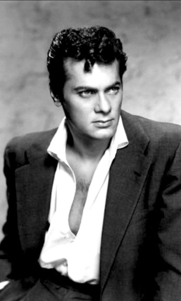 38 best images about 11) Young handsome actor Tony Curtis ...