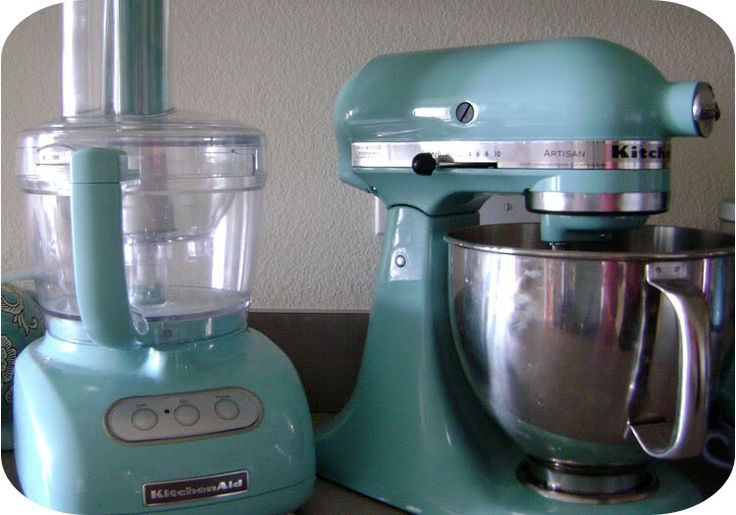 I Have These Two Kitchenaid Appliances On My Counter And I Use Them On A Daily Basis Could