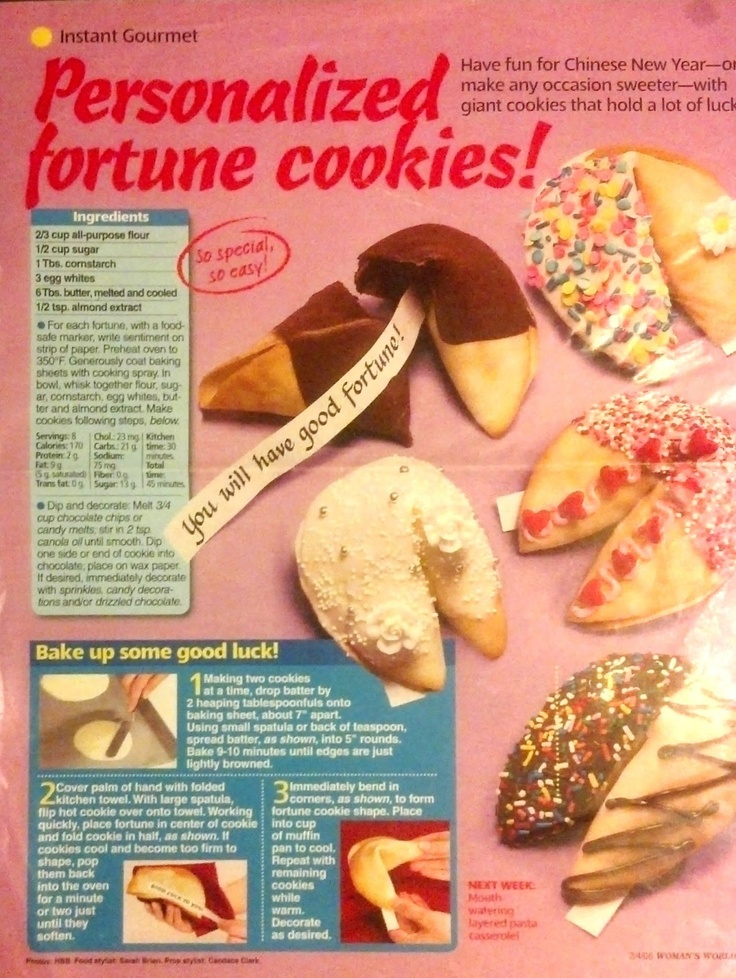 21 Best Images About Womans World Magazine Recipes I