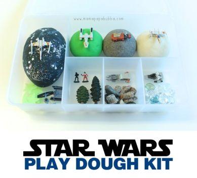 Star Wars Play Dough Kit   Mama.Papa.Bubba.: