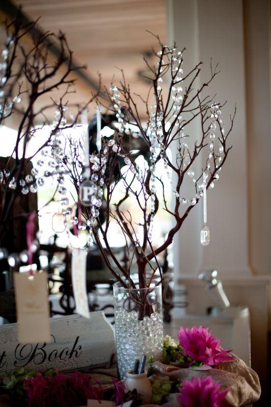 25 Best Ideas About White Branch Centerpiece On Pinterest
