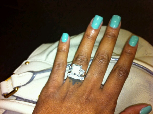 Toya Wright Engagement Rings My Prince Charming Awaits