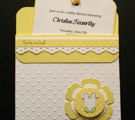 10 Awesome DIY Baby Shower Invitations for Girls | Disney Baby