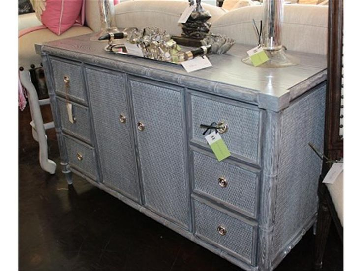 84 Best Images About Painted Furniture: Wicker On