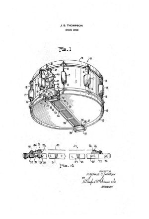 1000 images about Guitar Patents on Pinterest | Radios, Gretsch and 1960s