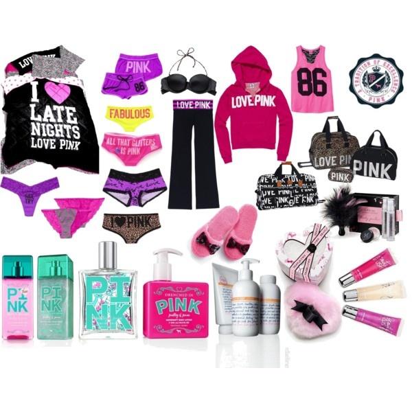 My Favorite Victoria Secret PiNK Products | PynkRevue.Com ...