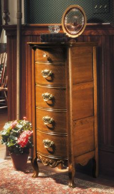 Lexington Victorian Sampler Collection Chiffonier391 303